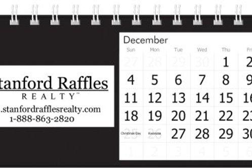 Calendar Desk Order of 10 FREE SHIPPING