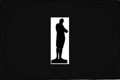 Doormat Statue