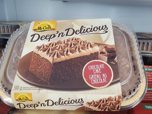 Deep n' Delicious Cake