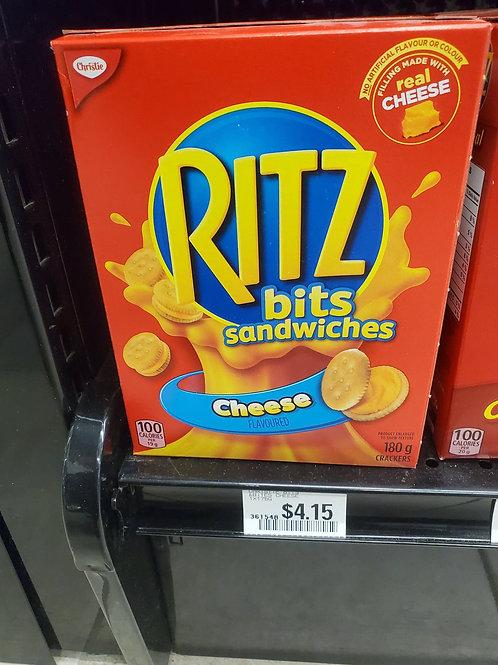 Ritz Bits Sandwiches - Cheese