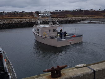 Glooscap Launches New Vessel