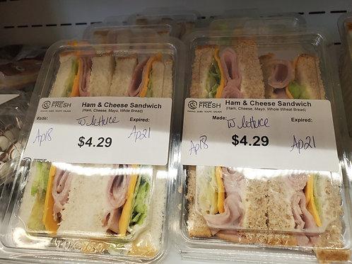 Glooscap Fresh Sandwich