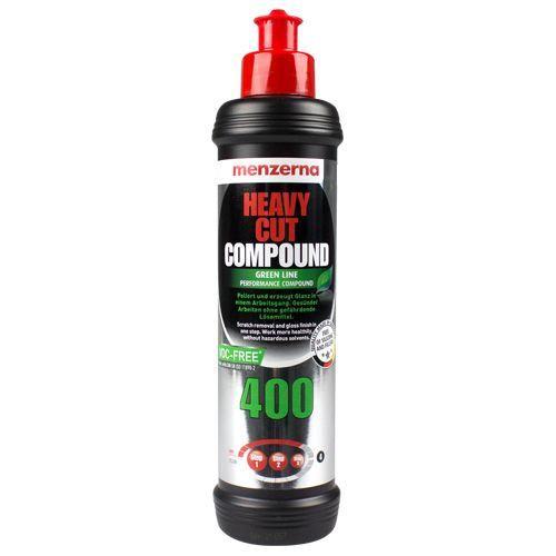 HEAVY CUT COMPOUND 400 - GREEN LINE | MENZERNA