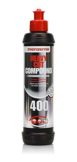 HEAVY CUT COMPOUND 400 - 250ml | MENZERNA