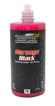 MORANGO BLACK - EMBELEZADOR DE PNEUS   NOBRECAR