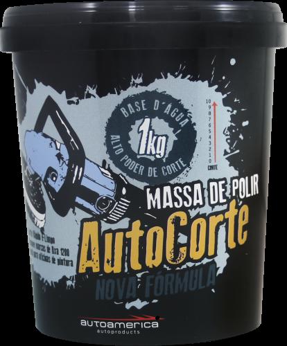 MASSA DE POLIR AUTOCORTE 1Kg | AUTOAMERICA