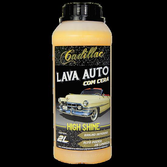 LAVA AUTO COM CERA HIGH SHINE 2L | CADILLAC