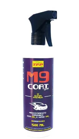 M9 COAT - REVESTIMENTO CERÂMICO | TFP