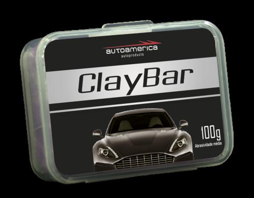 CLAYBAR 100g | AUTOAMERICA