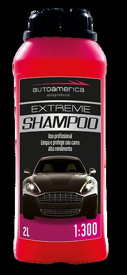 SHAMPOO EXTREME 2L - AUTOAMERICA