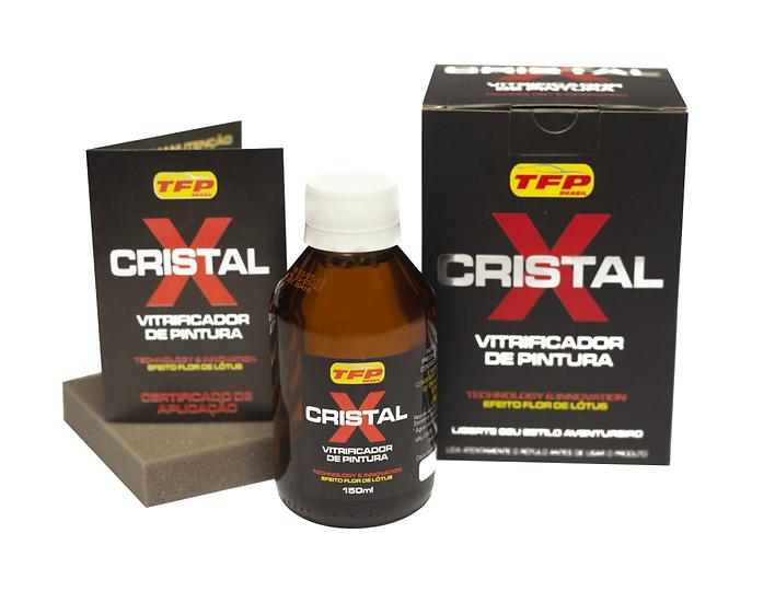 CRISTAL X - VITRIFICADOR DE PINTURAS 30ml   TFP