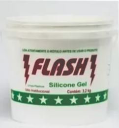 SILICONE GEL FLASH 3,6Kg   BOX - 21