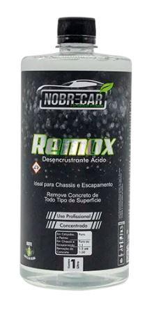 REMOX - REMOVEDOR DE CONCRETO | NOBRECAR