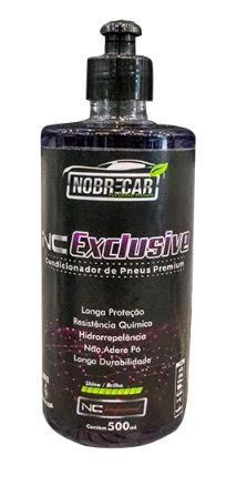 NC EXCLUSIVE - CONDICIONADOR DE PNEUS | NOBRECAR