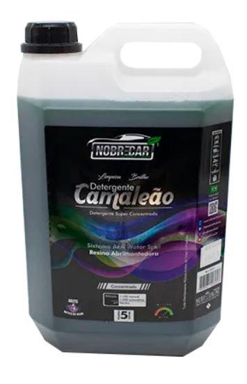 DETERGENTE CAMALEÃO - SHAMPOO | NOBRECAR