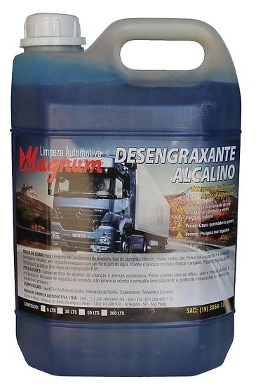 DESENGRAXANTE ALCALINO 5L | MAGNUM
