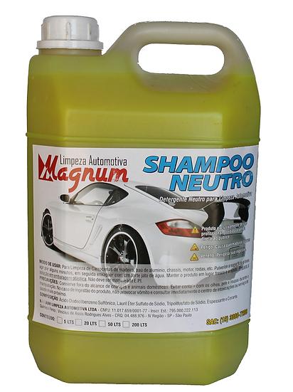 SHAMPOO NEUTRO 1X40  5L | MAGNUM