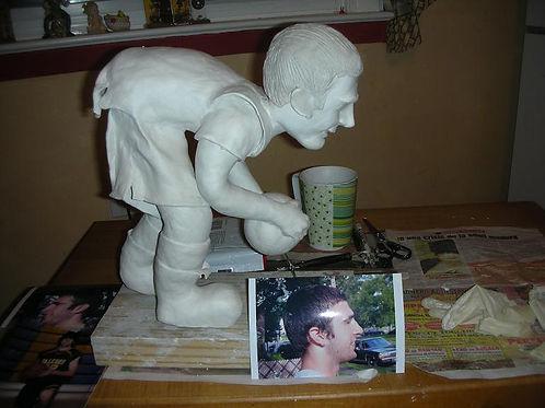 Miniature sculpture (individual, complete)