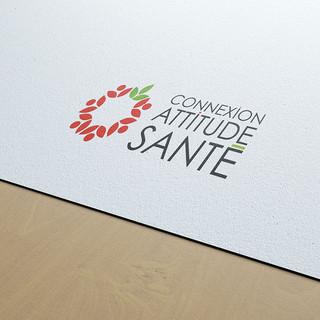 Logo  Connexion Attitude Santé