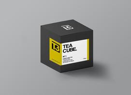 Emballage Tea Cube