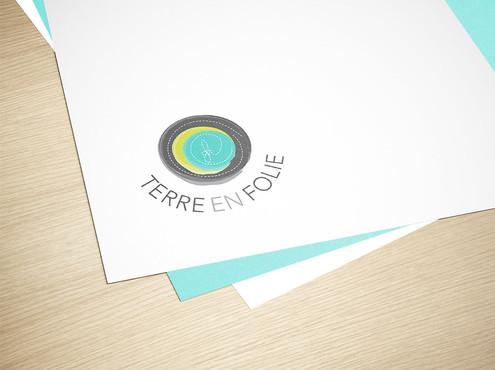 Logo Terre en Folie (Artiste céramiste)