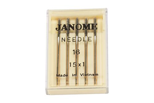 AGUJA 15X1 No.16 (5 UNIDADES)