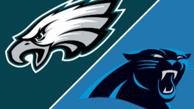 Week 5 Positional Advantages: Eagles at Panthers