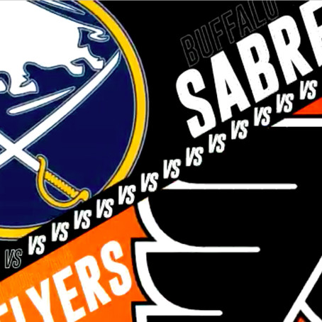Game 23 Preview: Flyers vs Sabres