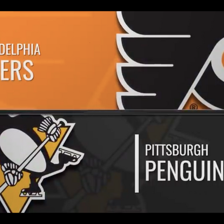 Game 21 Preview: Flyers at Penguins