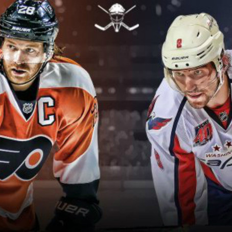 Game 24 Preview: Flyers vs Capitals