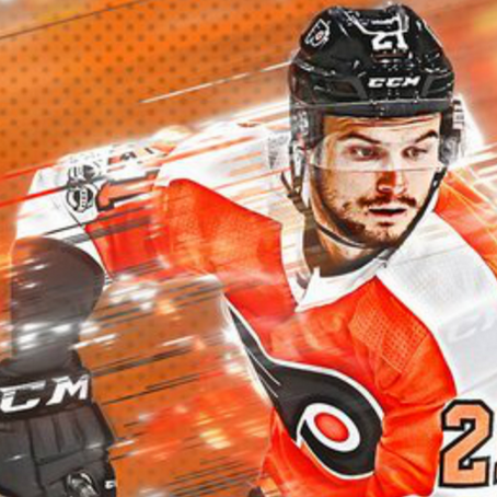 Flyers Sign Scott Laughton to Five-Year Extension