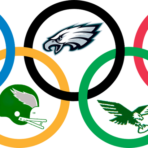 Eagles With Connections to the Olympics