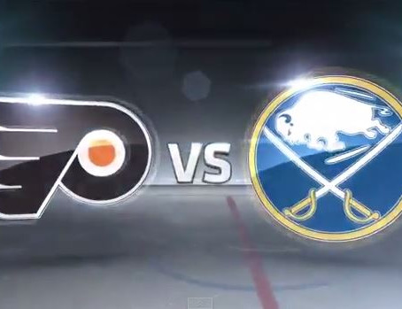Game 18 Preview: Flyers at Sabres