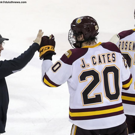 Flyers Sign Jackson Cates to Entry-Level Contract