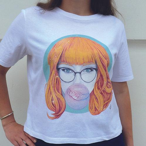 T shirt- Burbuja del Mar  - M