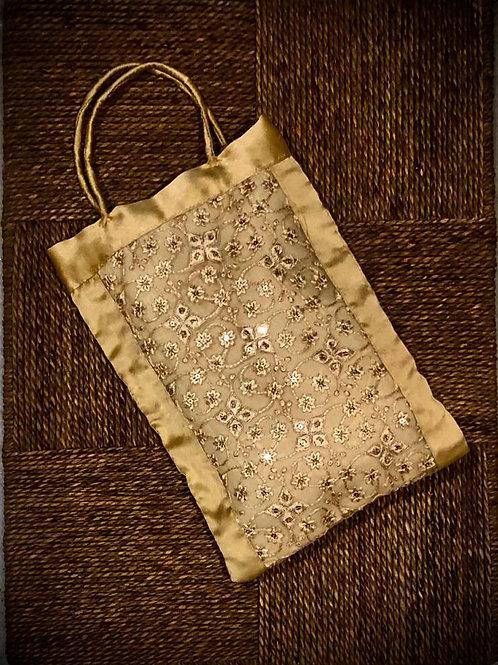 Golden Heirloom Party Bag