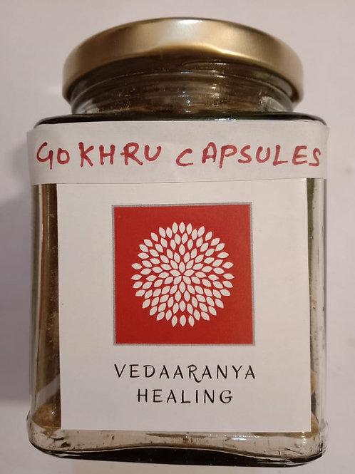 Gokhru Capsules 100 capsules