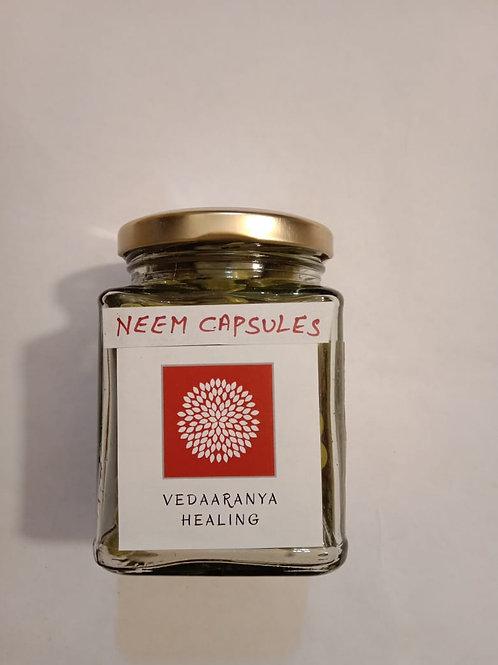Neem Powder Capsules