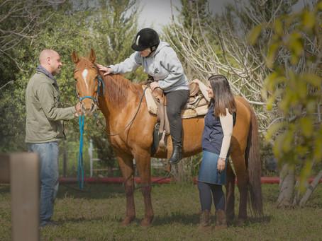 מדוע דווקא טיפול ושיקום ברכיבה על סוסים לכאבי גב תחתון?