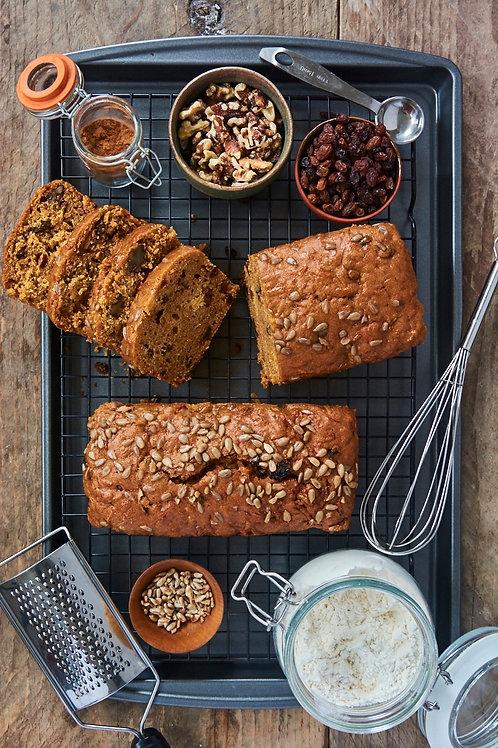 Health Nut Quick Bread