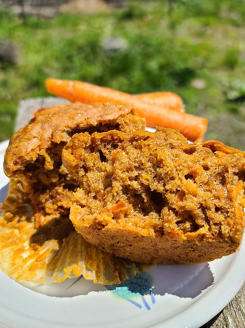Carrot Muffin