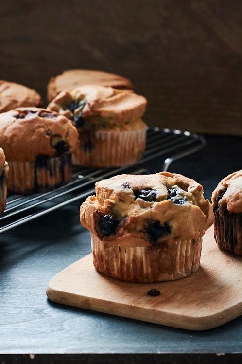 Gluten-free Blueberry Muffin