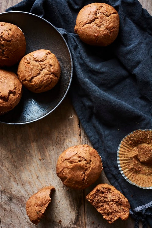 Gluten-free Carrot Muffin