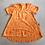 Thumbnail: Vestido bata dinos Ziguezá