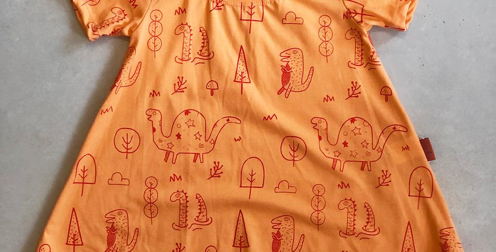 Vestido bata dinos Ziguezá