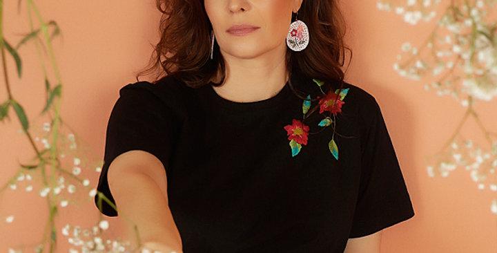 T-shirt Duas Flores