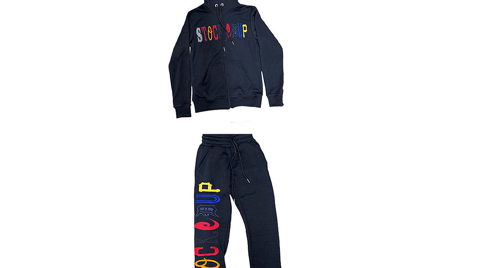 Worldwide Sweat Suit