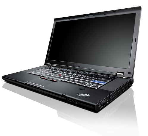 Ordinateur portable reconditionné puissant Lenovo Thinkpad T520 Core i5, memoire