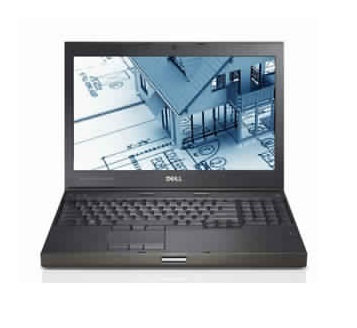 Ordinateur portable super puissant Dell Precision M4800 Core i7 4e gen