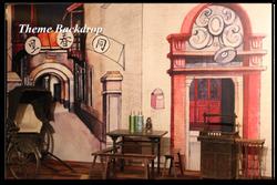 Theme background